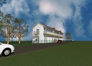 projekt budynku nieporęt