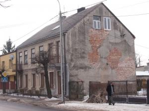 Inwentaryzacja budynku Sulejówek
