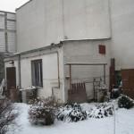 Projekt rozbiórki budynku mieszkalnego