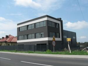 Budynek usługowo - mieszkalny Duchnice
